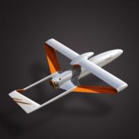 habillage drone identité Tyrix
