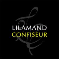 Logo identité visuelle confiserie Lilamand
