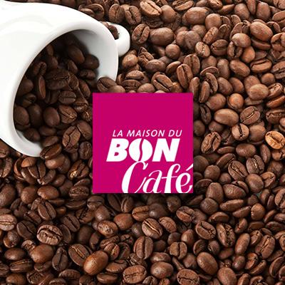 identité visuelle La Maison du Bon Café