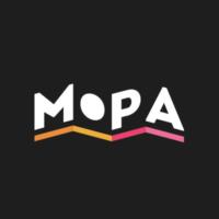 identité visuele MOPA