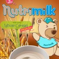 packaging céréales Nutrimilk